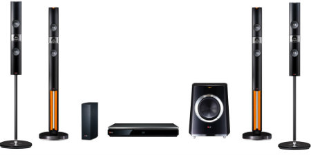 carrefour home theater
