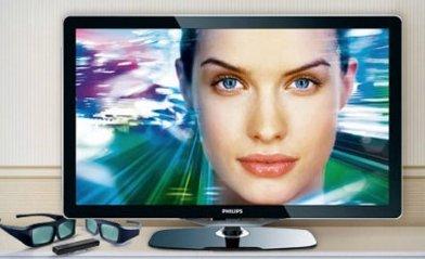 TV 3D com desconto