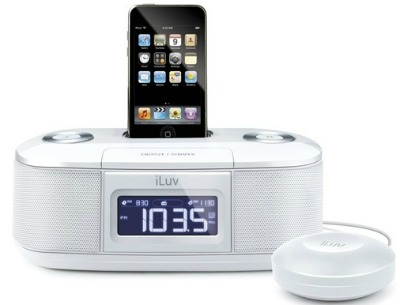 Dock Station iLuv para iPod