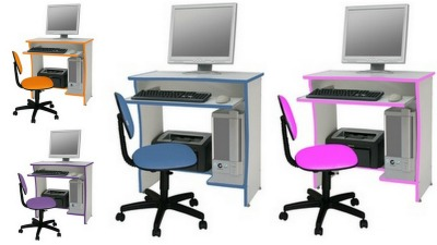 kit master cadeira e mesa