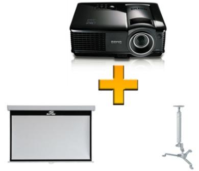 kit projetor benq