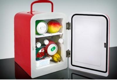 Mini geladeira 4 litros