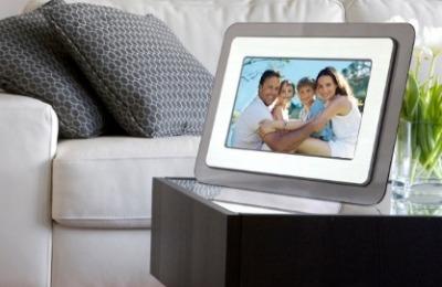 porta retrato digital u-tech