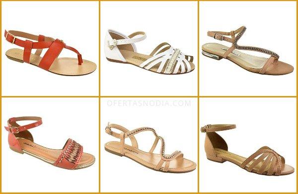 sandálias coleção primavera