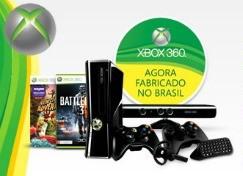 Xbox 360 em oferta Saraiva