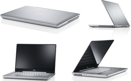 Novo notebook Dell XPS