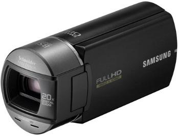 filmadora samsung q10