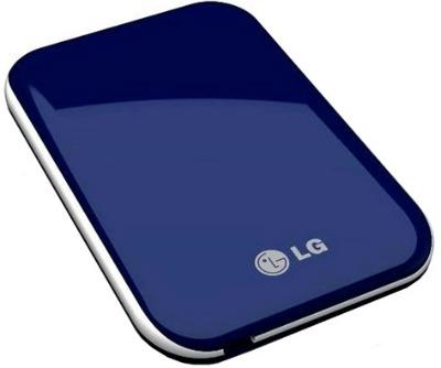 HD portátil LG 1 TB