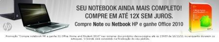 notebook hp com office
