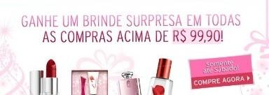 Compre perfumes e cosméticos