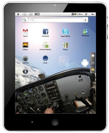 tablet multilaser life