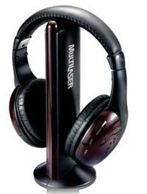 Headphone Multilaser Wireless