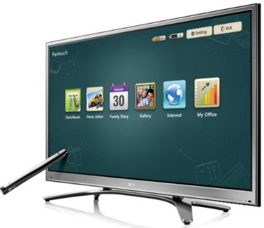 TV Plasma LG Pentouch