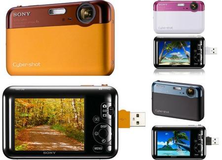 Câmera Sony DSC-J10