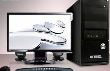 PC Netbox Dual Core