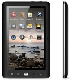 Tablet Coby Kyros 7
