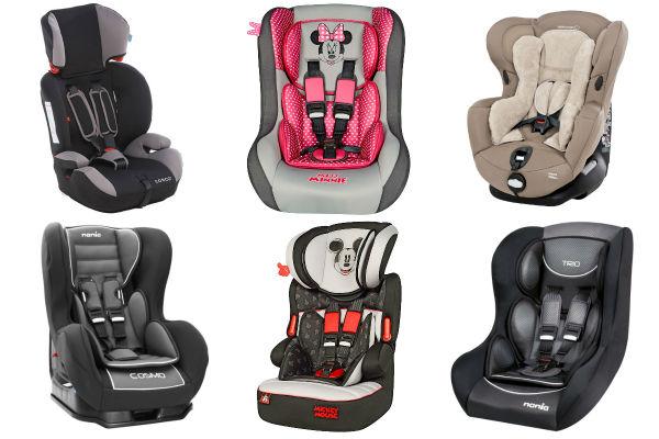 Carrefour cadeira infantil auto