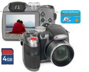 câmera digital agfa selecta