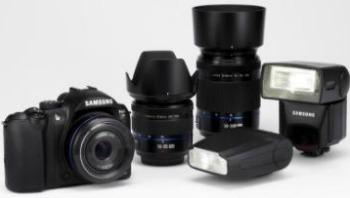 câmera samsung nx10