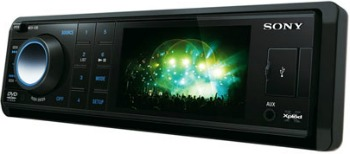 dvd automotivo sony