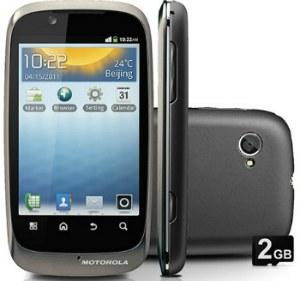 Groupon smartphone Motorola Spice