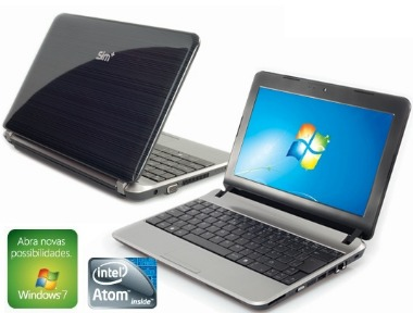 Carrefour netbook Positivo