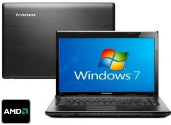 Notebook Lenovo com desconto