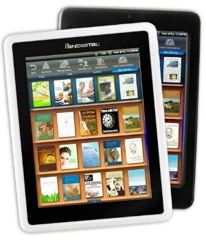 Tablet Pandigital Novel