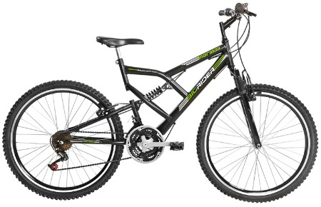 bicicleta Mormaii Big Rider