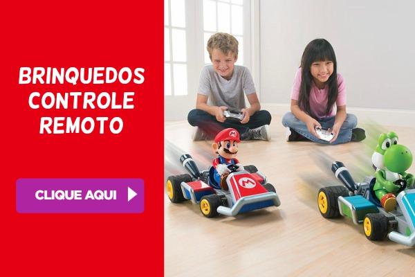 Americanas brinquedos controle remoto