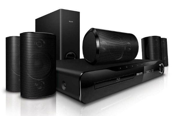 Fnac oferta home theater Philips