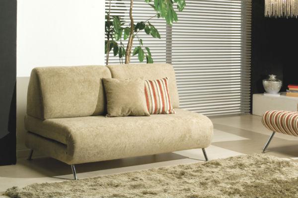 Sof cama com r 300 de desconto no carrefour ofertas do dia - Sofa cama minimalista ...