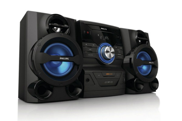 Carrefour mini system Philips