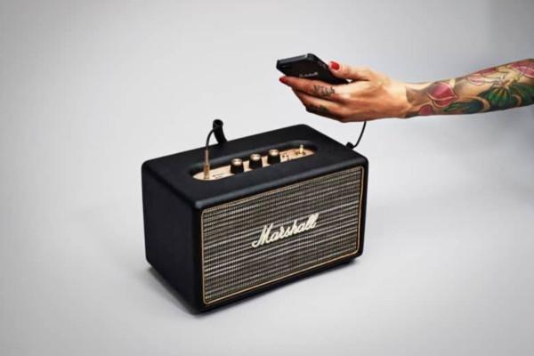 caixa de som para ipod ou iphone