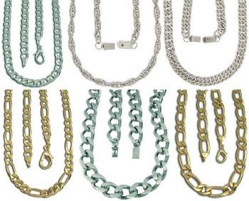 joias em aço maciço