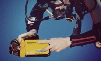 filmadora powerpack HD