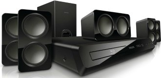 Home Theater Philips HTS3541