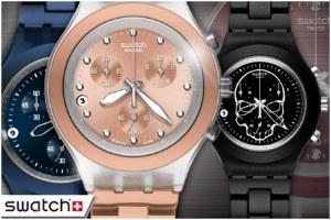Relógios femininos swatch