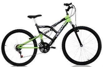 bicicleta oceano aro 26
