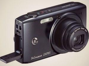 câmera digital GE J1470