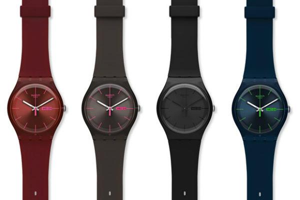 Relógio Swatch New Gent