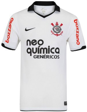 Camisa Corinthians Nike