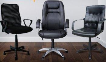 oferta cadeiras de escritório