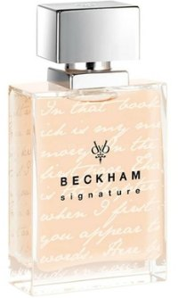 perfume beckham signature