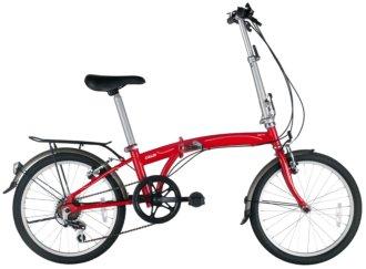 bicicleta caloi dobrável bend