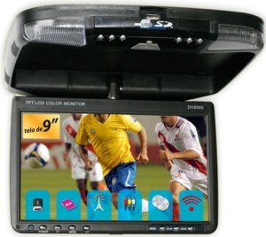 Carrefour DVD player automotivo