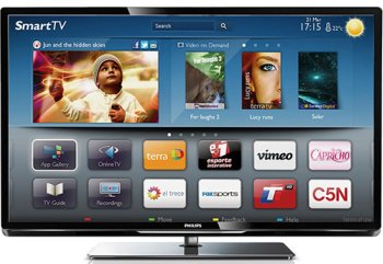 Smart TV LED Philips
