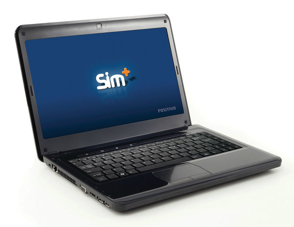 Groupon notebook Positivo Sim