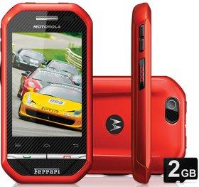 Motorola Nextel I867 Ferrari