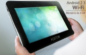 Tablet Foston 7 com Android
